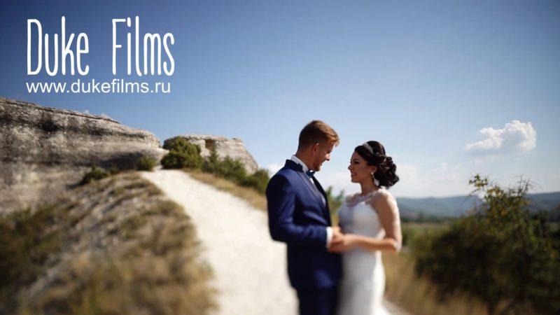 двухкамерная видеосъемка свадьбы в Севастополе