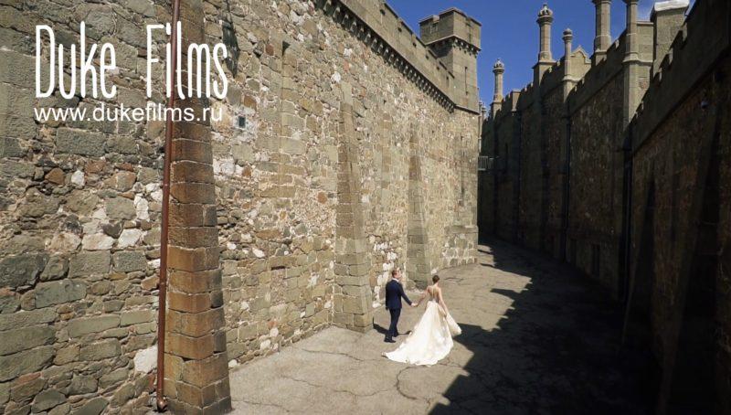 Лучшая свадебная видеосъемка в Крыму