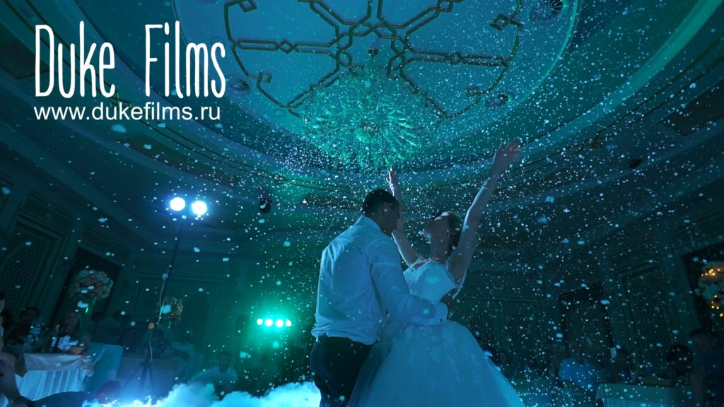 Видеосъемка свадьбы в Симферополе
