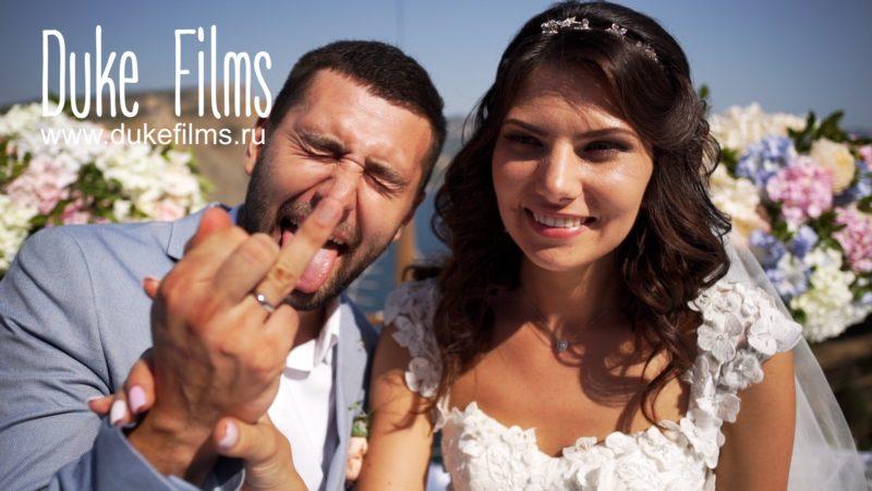 Свадебный видеограф в Крыму